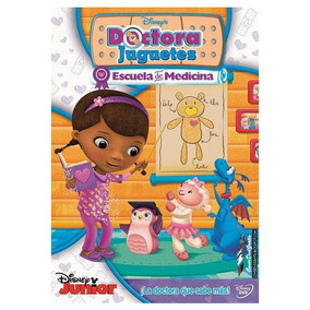Dvd- Doctora Juguetes: Escuela De Medicina