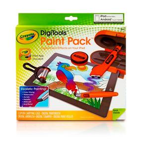 Instrumentos Crayola Para Pintar En Tabletas Ipad O Android