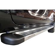 Estribos Aluminio Pulido Brasil Amarok Hilux Ranger