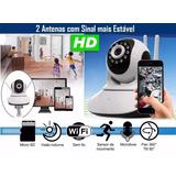 Câmera Ip Wifi Vigilância Residencial Celular Xperia C C2 C3