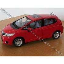 Honda Fit 1:18 Exl Flex - Tucson 1/18 Civic 1/18 Jetta 1/18