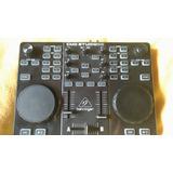 Controlador Dj Cmd Studio 2a Behringer