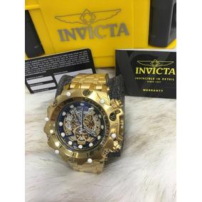 dd8dbbe9e51 Relogio Invicta Venom Hybrid Com Caixa E Certificado - Relógio ...