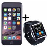 Apple Iphone 6 16gb 4g Lte 4,7 Acc. Originales + Regalo Amv