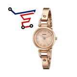 Reloj Fossil Es3268 Georgia Para Mujer/original/electro Comp