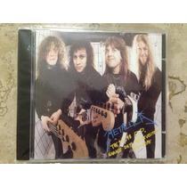 Metallica Cd The $5.98 E.p. Garage Days And More Raro