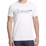 Playera Yazbek Para Caballero Edicion Mercedes Petronas F1