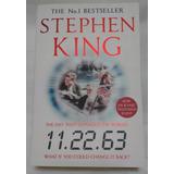 Libro Stephen King 11-22-63 Original En Ingles English Books