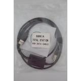 Cable De Transferencia De Datos Usb A Sokkia Topcon.. Rs232