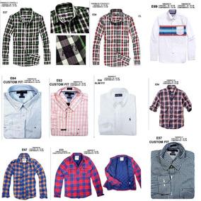 Camisa Social Hollister Abercrombie Ed Ralph Lauren @ #v66j