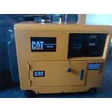 Planta Electrica Caterpillar 10kva A Diesel Tablero Digital