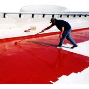Membrana Cubre Techo Aislante 20 Kg Transitable Profesional Elastica Terraza Pintura Liquida Profesional Rapido Secado
