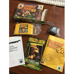 Juego Donkey Kong 64 Completo En Caja ! Único En Ml