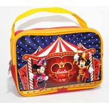 15 Necessaire Maleta Circo Mickey