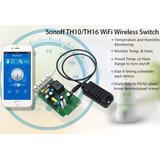 Sonoff Th16 Con Sensor + 2 Basic