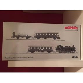 Tren Digital Marklin Nuevo Muy Detallado Imperdible .