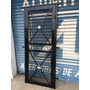 Puerta Reja De Material Desplegable 85x203