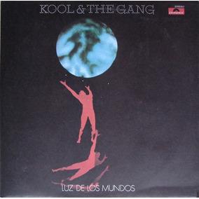 Kool & The Gang - Luz De Los Mundos - Lp 1976 - Funk Disco