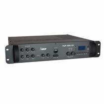 Amplificador De Potência Com Mixer Nca Pwm1600 Fm Usb 400w