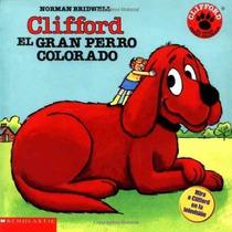 Libro Clifford, El Gran Perro Colorado - Nuevo