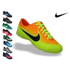 Chuteira Futsal Nike 5 Elastico Rosa Feminina Tamanho 35 Ou 36 ... 89f64b1d4ea1f
