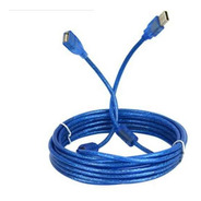 Cable Usb 2.0 Extension 3mts Macho A Hembra