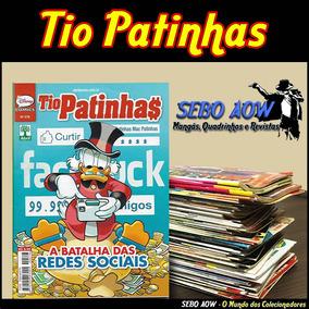 Hqs Quadrinhos Gibi - Tio Patinhas - Editora Abril