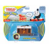 Thomas Take N Play Talking Toby Jugueteria El Pehuén