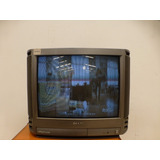 Televisor Tv Sanyo 21 Pulgadas Fundación Tzedaká N°41