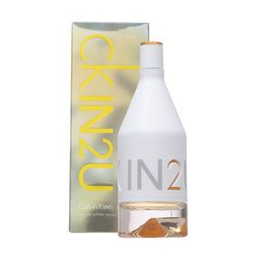 Perfume Ckin2u Feminino Importado Embalagem Lacrada. 100 - Perfumes ... bb3dfc2c54