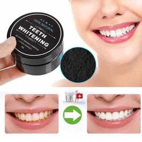 Teeth Whitening Blanqueador Dental Carbon Activado Orgánico