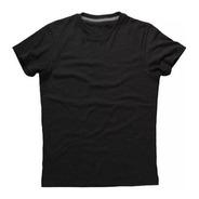 Camiseta Básica Masculina Atacado Costura Reforçada 1a Linha