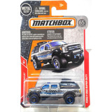 Matchbox # 4/30 - Ford F-350 Super Duty 1/64 - Ffv63