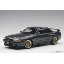 Nissan Skyline Gt-r (r32) Auto Escala De Colección