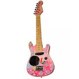 Guitarra Eléctrica Smithfire De Sirenita Con Amplificador