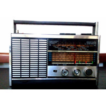 Antigua Radio Tonomac Super Platino Am Funcionando Perfecto