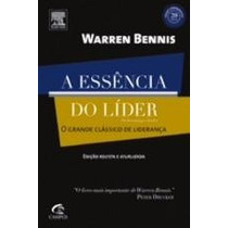 A Essência Do Líder Warren Bennis