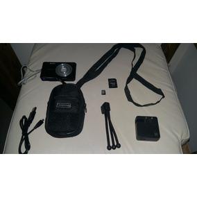 Chajastores - Sony Dsc W800 - Zoom Optico X5 - 20 Megapixels