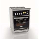 Cocina Industrial Morelli 600 Cristal Touch- Nueva! Env S/c