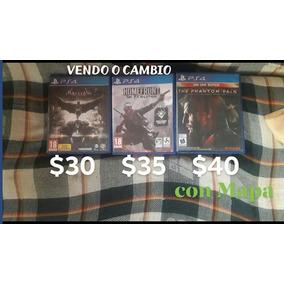 Juegos D Ps4 Y Xbox One
