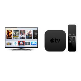 Apple Tv 4a Geração 32gb Vitrine Garantia Apple Até 2019