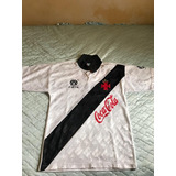 Camisa Vasco 1994 Finta - Camisas de Futebol no Mercado Livre Brasil 7258eb6dd1bf0