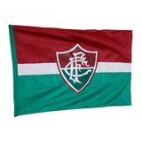 Bandeira Fluminense 1,28x 0,90 2 Panos Mitraud- Oficial + Nf