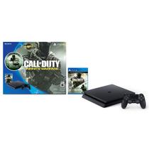 Consola Ps4 Sony Slim 500gb Y Call Of Duty Infinite Warfare