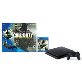 Consola Ps4 Sony Slim 500gb Y Call Of Duty Infinite Warfare