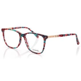 d7a7cf24f675b Oculos Chanel Deluxe Ch 5162 - Óculos no Mercado Livre Brasil