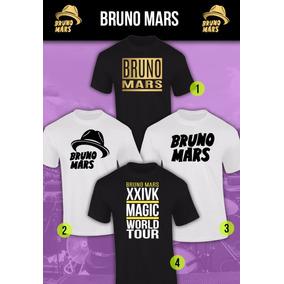 Playera Bruno Mars