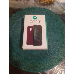 Motorola G4 Play Android 6.0 Camara 8+5 Mpx Memoria 16+2 Gb