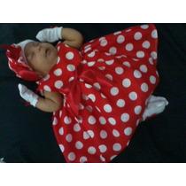 Vestidos De Niñas Recien Nacidas De 4 Piezas