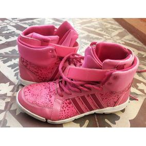 Zapatillas Botita adidas Mujer Talle 36.5 Originales